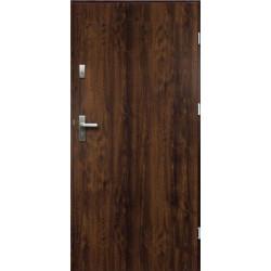 Drzwi Zewnetrzne Artemida Ciemny Orzech 55 mm 80 Prawe Zestaw