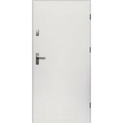 Drzwi Zewnetrzne Artemida Biale 55 mm 80 Prawe Zestaw