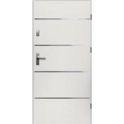 Drzwi Zewnetrzne Atena Biale 55 mm