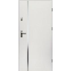 Drzwi Zewnetrzne Hebe Biale 55 mm