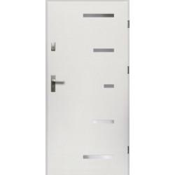 Drzwi Zewnetrzne Sparta Bialy 55 mm