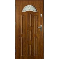 Drzwi Zewnętrzne Sol Złoty Dąb 55 mm