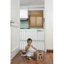 Barierka ochronna dla dzieci ELIA Biała