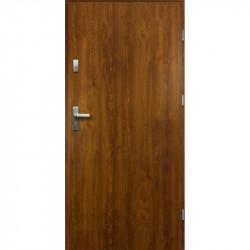 Drzwi Zewnętrzne Alaska Złoty Dąb 68mm