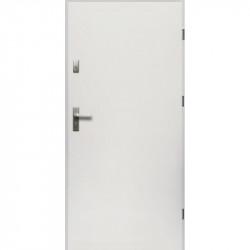 Drzwi Zewnętrzne Alaska Białe 68mm