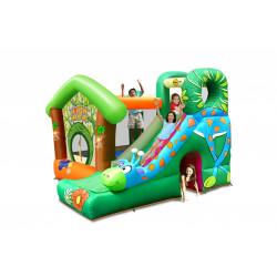 Dmuchany zamek ZYRAFA trampolina HappyHop dmuchawa