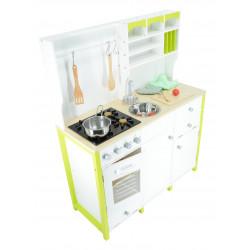 ZOSIA Wspaniała Drewniana Kuchnia dla Dzieci