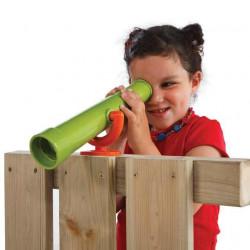 Teleskop na place zabaw - Zabawka edukacyjna - Limonka