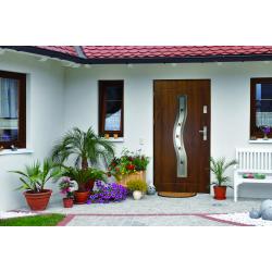 Drzwi zewnętrzne CERES - Produkt polski- aranżacja
