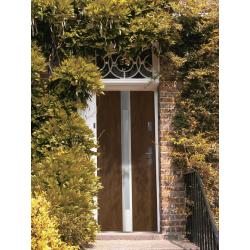 Drzwi zewnętrzne IVORY - Produkt polski- aranżacja
