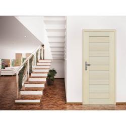 Drzwi sosnowe, bezsęczne - Marbella pełne - Seria Premium - Drzwi wewnętrzne drewniane