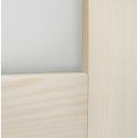 """Łączenie elementów w skrzydle """"Marbella"""" - Seria Premium - Drzwi wewnętrzne drewniane """"RADEX"""""""
