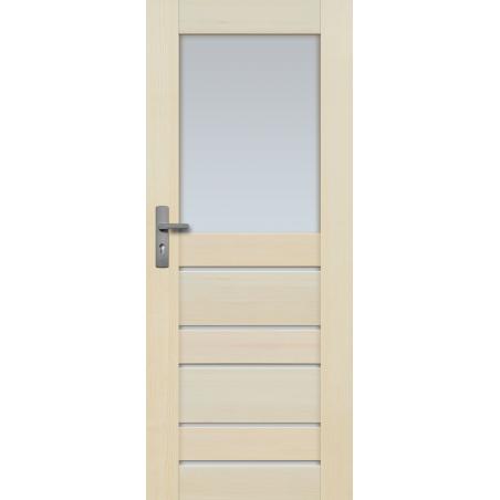 """Drzwi sosnowe, bezsęczne - Marbella 6S - Seria Premium - Drzwi wewnętrzne  """"RADEX"""""""