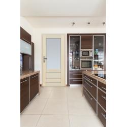 Drzwi sosnowe, bezsęczne - Marbella 6S - Seria Premium - Drzwi wewnętrzne