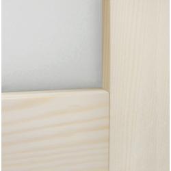 """Łączenie elementów w skrzydle """"Milano"""" - Seria Premium - Drzwi wewnętrzne drewniane """"RADEX"""""""