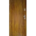 Drzwi zewnętrzne APOLLO V1 - Złoty Dąb. Produkt polski.