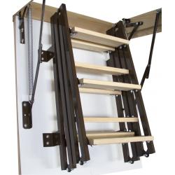 Schody strychowe 4STEP: STALLUX 32 mm MINI 80x60