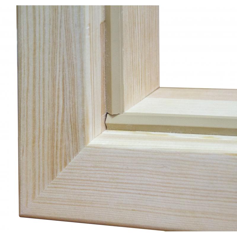 Ościeżnica regulowana bezsęczna - '70' Prawa 90-105mm