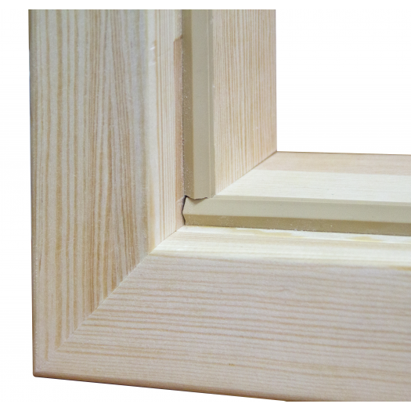 Ościeżnica regulowana bezsęczna - '80' Prawa 90-105mm