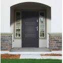 Drzwi zewnętrzne APOLLO V2 - Produkt POLSKI- aranżacja