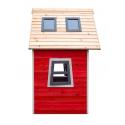 Drewniany domek ogrodowy dla dzieci - Olek