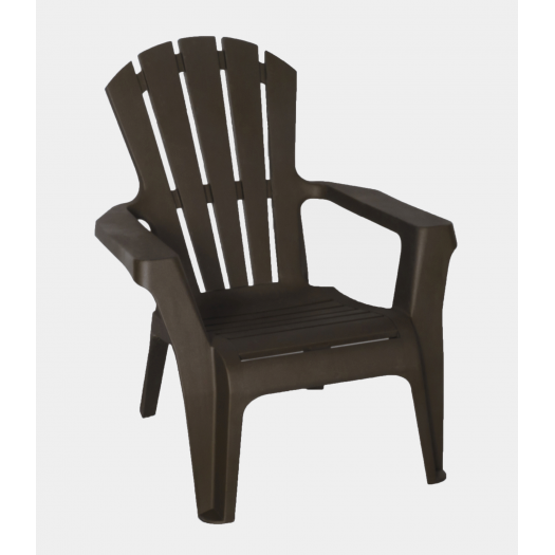Nowoczesne krzesło Maryland - Włoski Design - Kolor Brązowy