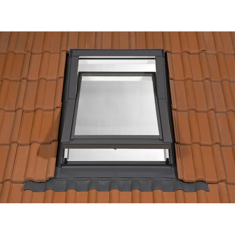 Okno dachowe Liteleader EnergySolid M6A 78x118cm z kołnierzem