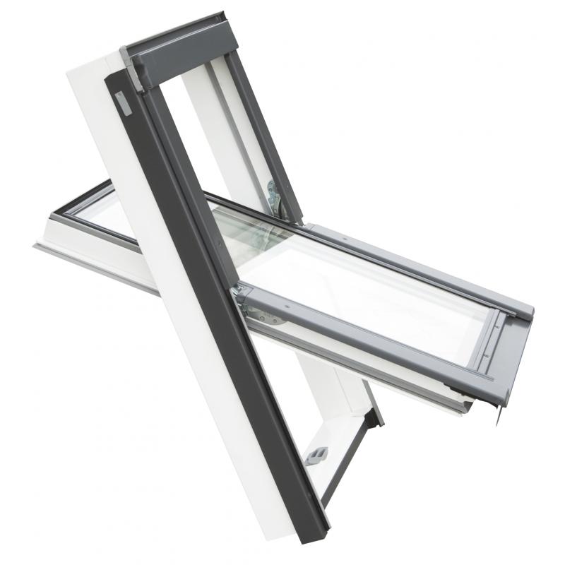 Okno dachowe Liteleader EnergySolid M6A 78x118cm