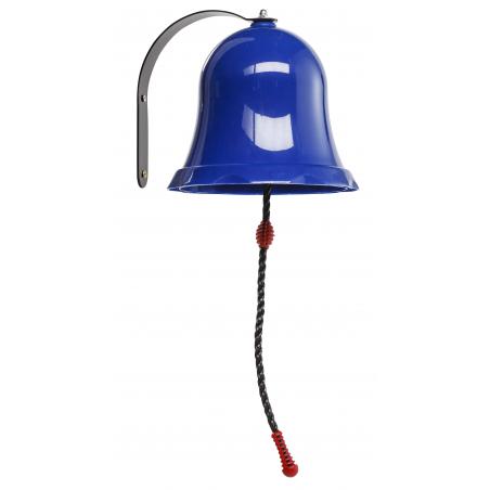 Dzwonek niebieski na place zabaw - Zabawka edukacyjna