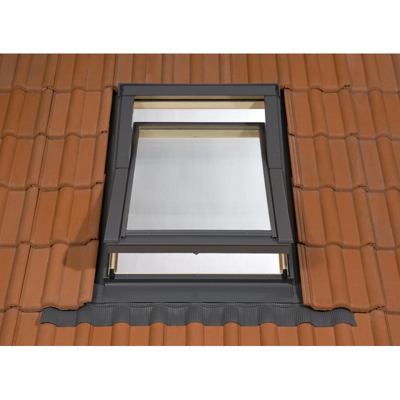 Okno dachowe Liteleader EnergyLite M8A 78x140cm z kołnierzem