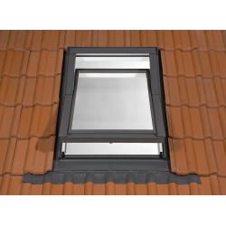 Okno dachowe Liteleader EnergySolid M8A 78x140cm z kołnierzem
