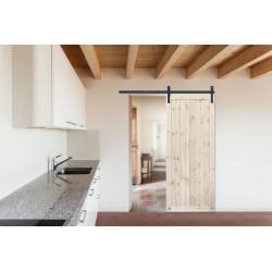 """Skrzydło przesuwne - """"Loft X"""" - Seria Classic - Drzwi wewnętrzne drewniane """"RADEX"""""""