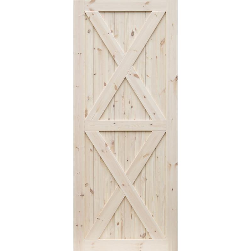 """Skrzydlo przesuwne - """"Loft XX"""" - Seria Classic - Drzwi wewnetrzne drewniane """"RADEX"""""""