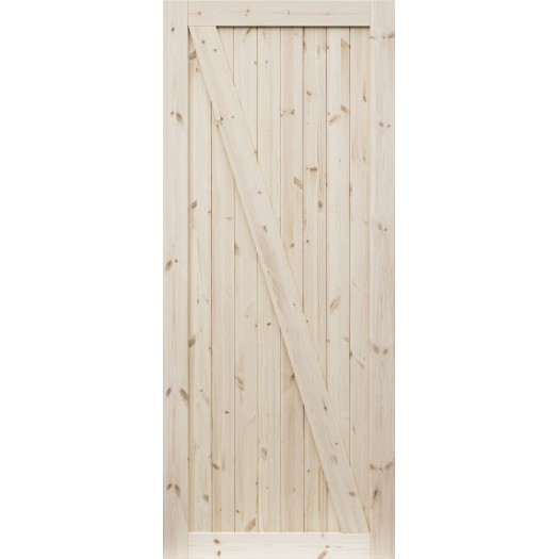 """Skrzydlo przesuwne - """"Loft Z"""" - Seria Classic - Drzwi wewnetrzne drewniane """"RADEX"""""""