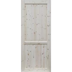 """Skrzydlo przesuwne - """"Lugano"""" pelne - Seria Classic - Drzwi wewnetrzne drewniane """"RADEX"""""""