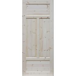 """Skrzydło przesuwne - """"Verona"""" pełne - Seria Classic - Drzwi wewnętrzne drewniane """"RADEX"""""""