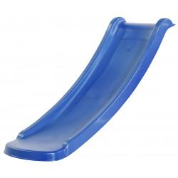 Slizg Zjezdzalnia Kolor Niebieski - wysokosc ok. 120cm
