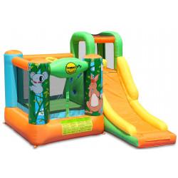 Dmuchany zamek KANGUR trampolin HappyHop dmuchawa