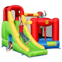 Dmuchany zamek SLIDE trampolina HappyHop dmuchawa