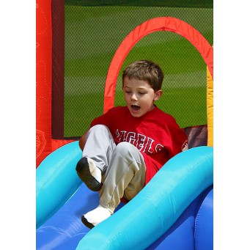 Dmuchany zamek GRYFA trampolina HappyHop dmuchawa