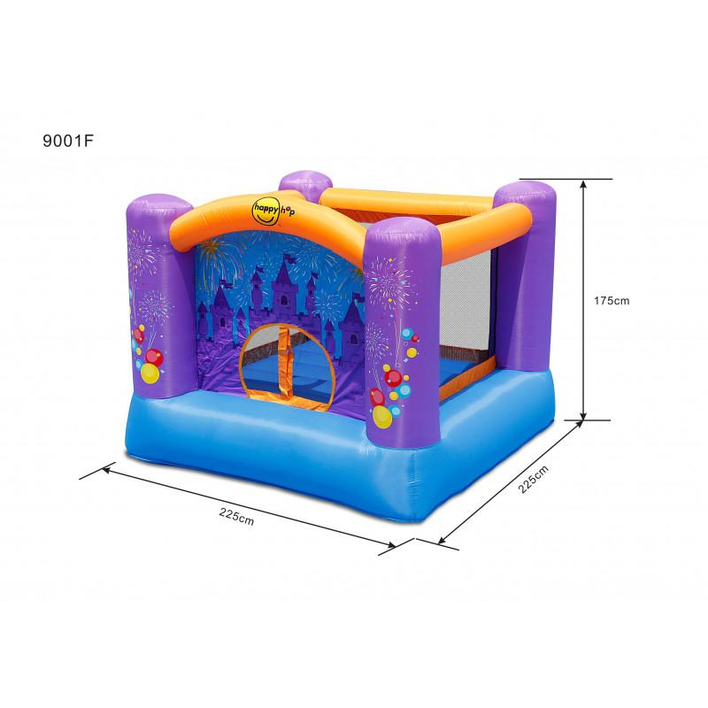 Dmuchany zamek PARTY trampolina HappyHop dmuchawa