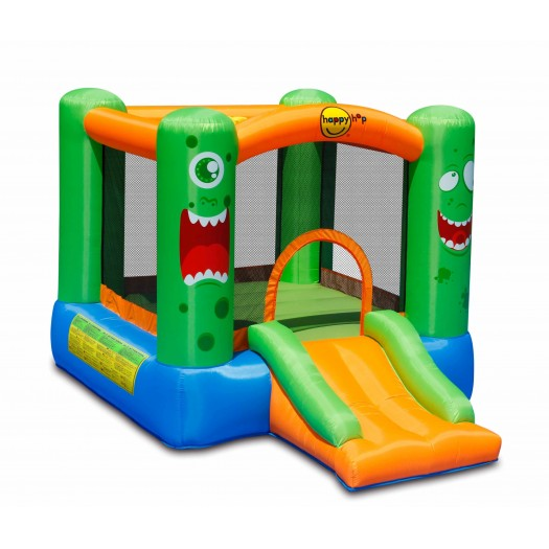Dmuchany zamek POTWOR trampolina HappyHop dmuchawa