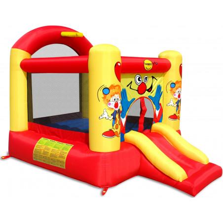 Dmuchany zamek CLOWN trampolina HappyHop dmuchawa
