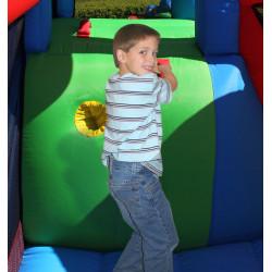 Dmuchany zamek WIEŻA trampolina HappyHop dmuchawa