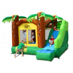 Dmuchany zamek DŻUNGLA trampolina HappyHop dmuchawa