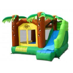Dmuchany zamek DZUNGLA trampolina HappyHop dmuchaw
