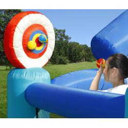 Dmuchany zamek SKLEPIK trampolina HappyHop dmuchawa