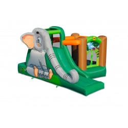 Dmuchany zamek SLON trampolina HappyHop dmuchawa