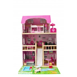 DARIA - Domek z basenem dla lalek