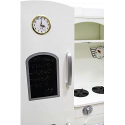 KAJA Kuchnia Drewniana z zegarem